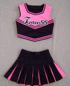Thiết kế và in áo đồng phục aerobic-1