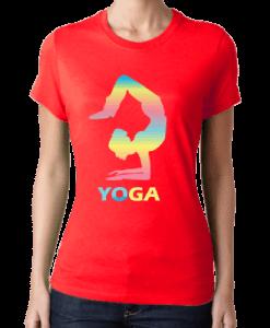 Thiết kế và in áo đồng phục yoga-1